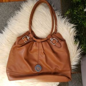 RELIC brown handbag purse